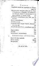 Tableau historique, littéraire et politique de l'an VI de la Répulique française ...