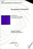 The Protection of Minorities