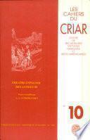 Théâtre espagnol des années 80