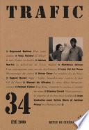Trafic n° 34 (Été 2000)