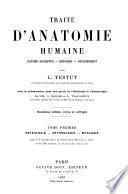 Traité d'anatomie humaine
