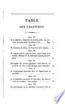 Traité de philosophie psycho-physiologique