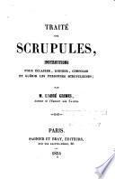 Traité des scrupules