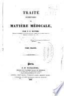 Traité élémentaire de matière médicale