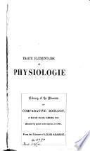 Traité élémentaire de physiologie humaine