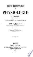 Traité élémentaire de physiologie humaine ...