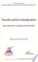 Travail social et immigration