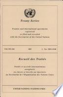 Treaty Series 2207 I:39164-39224