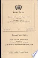 Treaty Series 2223 I