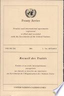 Treaty Series 2262 I