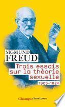 Trois essais sur la théorie sexuelle
