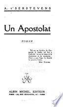 Un apostolat