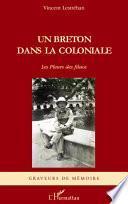 Un Breton dans la Coloniale