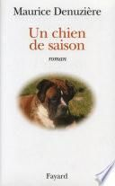 Un chien de saison