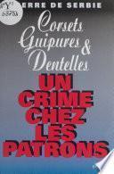 Un crime chez les patrons