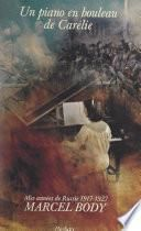 Un piano en bouleau de Carélie