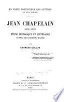 Un poète protecteur des lettres au XVIIe siècle