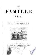 Une Famille à Paris