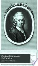 Une famille rémoise au XVIIIe siècle