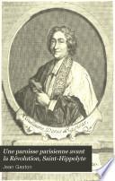 Une paroisse parisienne avant la Révolution, Saint-Hippolyte
