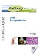 Unité foeto-placentaire (Cours + QCM)