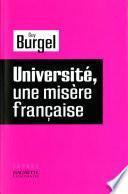 Université, une misère française