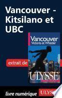 Vancouver : Kitsilano et Ubc
