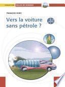 Vers la voiture sans pétrole?