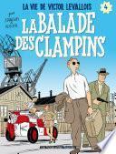 Victor Levallois T4 : La balade des clampins