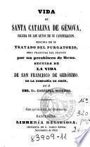 Vida de Santa Catalina de Génova
