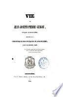 Vie de Jean-Joseph-Pierre Guigou, évêque d'Angoulême