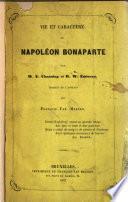 Vie et caractère de Napoléon Bonaparte