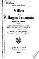 Villes et villages français après la guerre