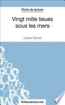 Vingt mille lieues sous les mers de Jules Verne (Fiche de lecture)