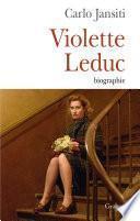Violette Leduc Ned