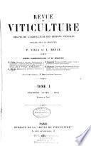 Viticulture-arboriculture