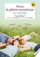 Vivre la pleine conscience en famille