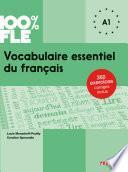 Vocabulaire essentiel du français niv. A1 - Ebook