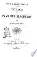 Voyage au pays des Blagueurs nos politiciens par George Lachaud