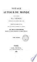 Voyage autour du monde sur la frégate La Vénus pendant ... 1836-1839