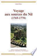 Voyage aux sources du Nil (1769-1770)