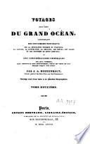 Voyages aux îles du Grand océan ...