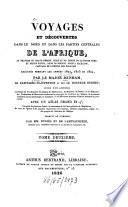 Voyages et découvertes dans le nord et dans les parties centrales de l'Afrique, ...